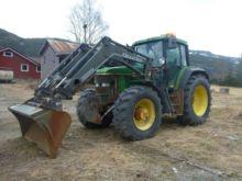 2000 JOHN DEERE 6910 wheel trac