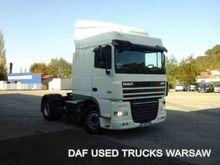 Used 2012 DAF FT XF1