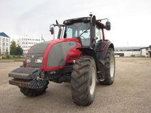 2008 VALTRA T 151 e wheel tract