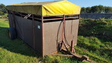 INTHO livestock trailer by auct