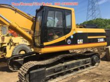 2012 CATERPILLAR 330BL tracked