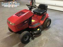 TORO Wheel Horse 16.38 HXL lawn
