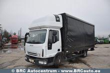2007 IVECO M752 tilt truck