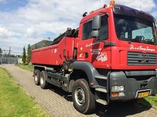 2006 MAN 2109 cable system truc