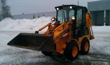 2012 JCB 1CX backhoe loader
