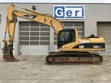 2003 CATERPILLAR 325 CLN tracke