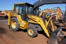 1999 FERMEC 760 backhoe loader