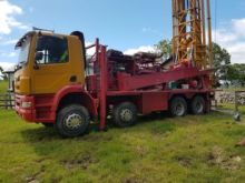 FODEN CP DRILL RIG drilling rig