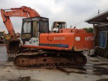 2000 HITACHI ex200-1 tracked ex