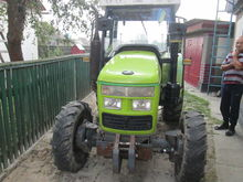 2009 MTZ Bogdan wheel tractor