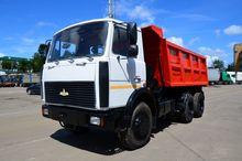 2011 MAZ 5516 dump truck