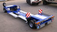 CAMRO CP14.30 low loader traile