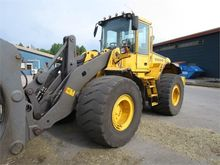 Used 2005 VOLVO L120