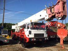 1987 PPM C580 mobile crane
