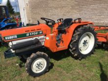 KUBOTA B1702DT mini tractor