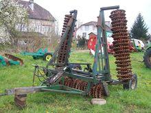LEMKEN croskilla field roller