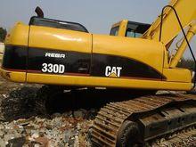 CATERPILLAR 330D excavator trac