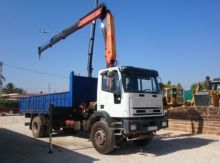 Used 2003 IVECO ML18