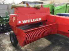 Used WELGER AP 400 s