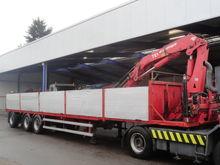 2006 Ekri Ferarri 17 t/m crane