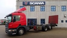 2011 SCANIA P 400 LBHLB chassis