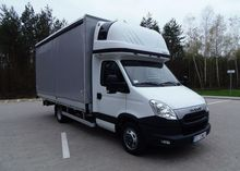 2013 IVECO Daily truck curtains