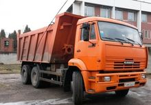 2013 KAMAZ 6520 dump truck