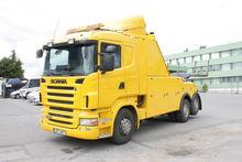 Used 2007 SCANIA R48