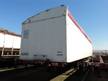 2000 SDC belt semi-trailer