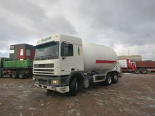 1995 DAF 95.430 ATI gas truck
