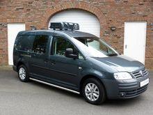 2009 VOLKSWAGEN Caddy combi van