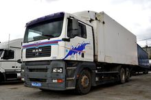 2003 MAN TGA 26.360 refrigerate