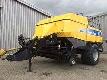 2006 HOLLAND Bb 960 round baler