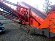 2013 TEREX FINLAY 694+ crushing