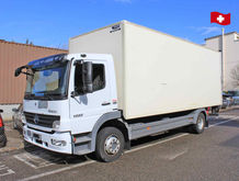 2008 MERCEDES-BENZ 1222 closed