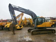 2011 VOLVO EC210CL, excavator t