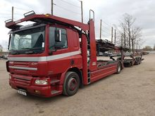 2006 DAF CF, auto transporters