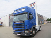 Used 2001 SCANIA R12