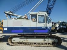1983 HITACHI KH 100-2 crawler c