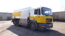 Used 1996 MAN 26.403