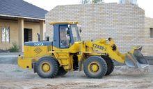 2011 TOTA XZ636-I wheel loader