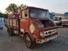 EBRO flatbed truck