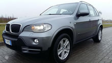 2007 BMW X5, 3.0 l., suv / off-