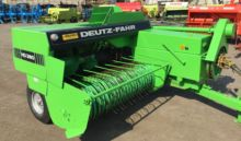 DEUTZ-FAHR HD 380 square baler