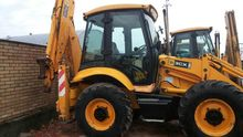 2007 JCB 3 CX SUPER backhoe loa