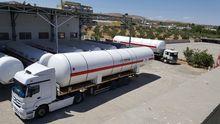 2016 DOĞUMAK 115 M3 gas tank tr