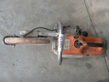 STHIL TS400 chainsaw by auction