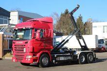 2011 SCANIA R 440 hook lift