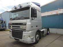 2005 DAF FT XF 95-430 SPACECAB