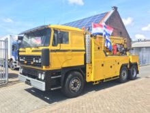1986 DAF FAG. 3300 Turbo Interc